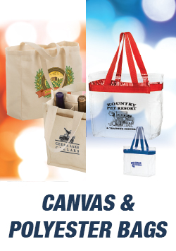 Canvas and Polyester Bags