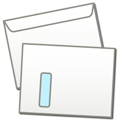 Booklet Window Envelopes