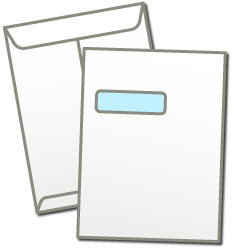 Catalog Window Envelopes