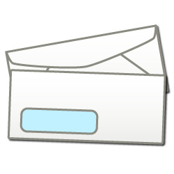 Commercial Window Envelopes